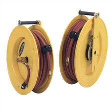 EZ-Coil Side Mount Hose Reel w/Hose