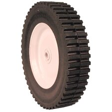 "8"" X 1.75"" Steel Offset Wheel 335185"