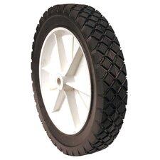 "10"" x1.75"" Plastic Lawn Mower Wheel 335100 (Set of 5)"