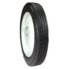 "10"" X 1.75"" Steel Centered Wheel 335190 (Set of 5)"