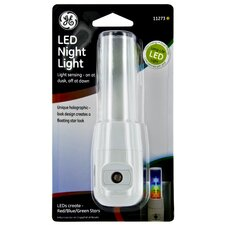 LED Laser Night Light