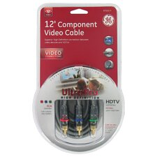 12' Component Video Cable