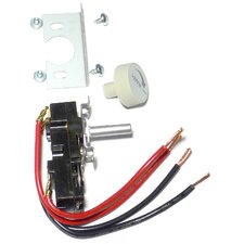 Double Pole Built In Thermostat Kit