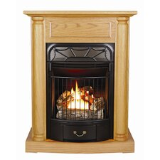 <strong>KozyWorld</strong> Windsor Dual Fuel Vent Free Gas Fireplace