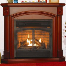<strong>KozyWorld</strong> Montclaire Dual Fuel Vent Free Gas Fireplace