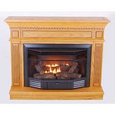 Carlton Dual Fuel Vent Free Gas Fireplace