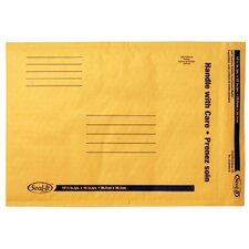 "10.5"" x 15"" Seal It Kraft Mailer"