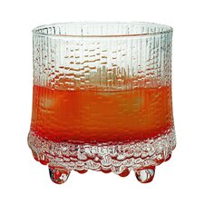 Ultima Thule 9.5 Oz. Double Old Fashioned Glass (Set of 2)