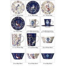Taika Dinnerware Collection