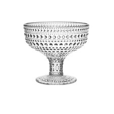 <strong>iittala</strong> Kastehelmi Footed Bowl
