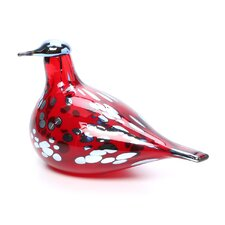 Birds by Toikka Ruby Bird Figurine