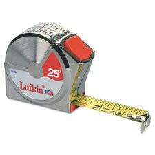 Series 2000 25' Power Return Tape Measure with A5 Blade