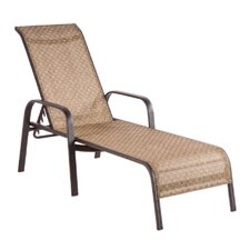 <strong>Alfresco Home</strong> Charter Chaise Lounge (Set of 2)