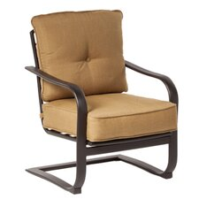 <strong>Alfresco Home</strong> Soiree Spring Lounge Chair (Set of 4)