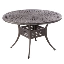 <strong>Alfresco Home</strong> Cobblestone Dining Table