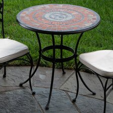 Asti Mosaic Bistro Table