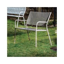 Martini Steel Garden Bench
