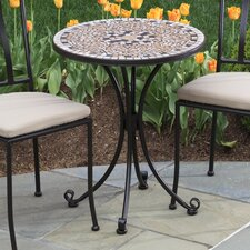 <strong>Alfresco Home</strong> Lipari Mosaic Bistro Table