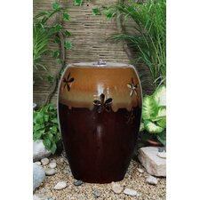 Twinkle Indoor / Outdoor Ceramic Urn Fountain