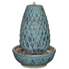 Camerota Indoor / Outdoor Ceramic Urn Fountain