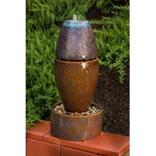 <strong>Alfresco Home</strong> Catania Indoor / Outdoor Ceramic Urn Fountain