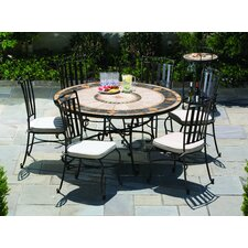<strong>Alfresco Home</strong> Compass 7 Piece Dining Set