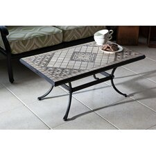 Basilica Mosaic Outdoor Coffee Table