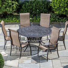 Charter 7 Piece Dining Set