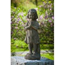 Ragazzina Garden Statue