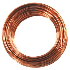 <strong>Ook</strong> 25' 18 Gauge Copper Annealed Hobby Wire 50161