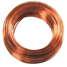 100' 24 Gauge Copper Annealed Hobby Wire 50164