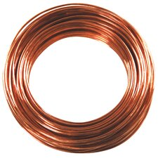 50' 20 Gauge Copper Annealed Hobby Wire 50162