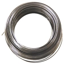 100' 22 Gauge Galvanized Steel Hobby Wire 50135