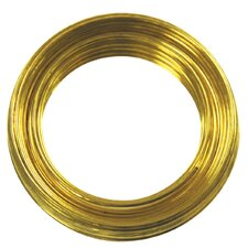 25' 16 Gauge Brass Hobby Wire 50150