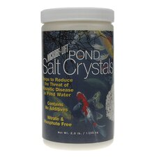 Pond Salt Crystals