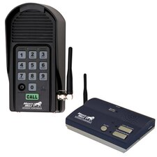 Wireless Intercom/Keypad Gate Opener