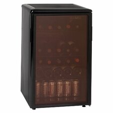 25 Bottle Single Zone Wine Refrigerator