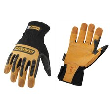 Large RanchWorx® Genuine Bullwhip® Leather Gloves RWG-