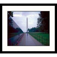 National Treasures Vietnam Wall Framed Photographic Print