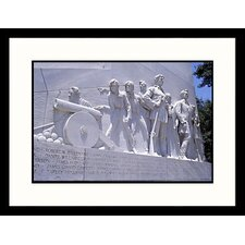 <strong>Great American Picture</strong> Alamo Monument, Texas Framed Photograph - Chel Beeson