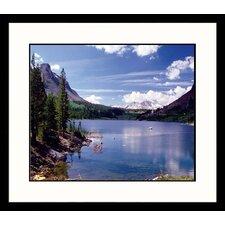 National Treasures Yosemite Sky Framed Photographic Print