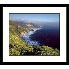 National Treasures Big Sur Framed Photographic Print