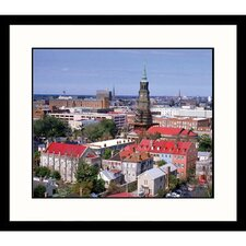 <strong>Great American Picture</strong> Historic Charleston in South Carolina Framed Photograph - Jeff Greenberg