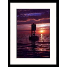 Big Bay, Wisconsin Framed Photograph - H.J. Morrill