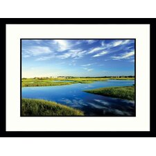 Seascapes Scituate Harbor Framed Photographic Print