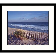 Seascapes Hampton Beach Framed Photographic Print