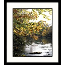 <strong>Great American Picture</strong> Chattahoochee River Framed Photograph