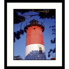 Seascapes Cape Light Framed Photographic Print