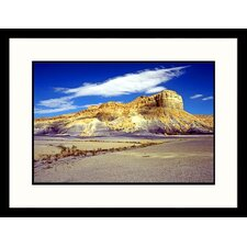 <strong>Great American Picture</strong> Mustard Point, Glen Canyon Recreation Area Framed Photograph - James Denk