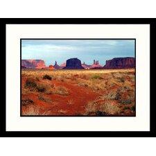 Landscapes Southwest Framed Photographic Print